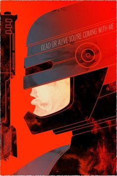 """RoboCop - Paul Verhoeven 1987 - DVD06970 - Nominated for 2 Oscars. Another 11 wins & 10 nominations -- """"A terminally wounded cop is turned into an unstoppable cyborg who fights crime in a way no one else could before."""""""