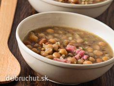 Ľahká fazuľová polievka