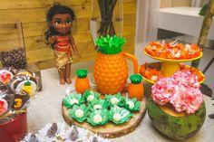 Party Moana, Moana Birthday Party, 2nd Birthday, Birthday Parties, Aloha Party, Luau Party, Festa Moana Baby, Tropical Party, Alice