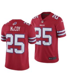 ae38835b7 Men s LeSean McCoy Buffalo Bills Limited Color Rush Jersey