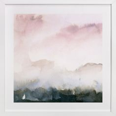 Art inspiration. Wake II by Lindsay Megahed at minted.com