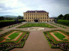 Schönbrunn Palace is a former imperial Rococo summer residence in modern Vienna, Austria. Places Around The World, The Places Youll Go, Travel Around The World, Places To See, Around The Worlds, Budapest, Summer Palace, Austria Travel, World Heritage Sites