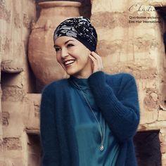 Le Bonnet Lotus Bambou Atlas de Christine Headwear® apportera du volume à  votre coiffure grâce feca9345498