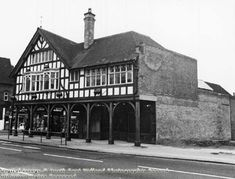 Boots the Chemist and Social Club, Arkwright Street, The Meadows, Nottingham, 1979