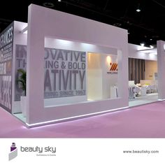 Moellhausen, Beautyworld 2014 For more details visit our website : http://beautisky.com #ExhibitionStandDesigner #Standcontractor