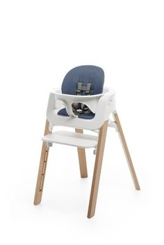 Stokke Steps Customizeable Baby High Chair.
