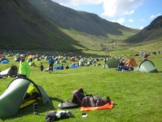 The Saunders Lakeland Mountain Marathon, always a great weekend in the (usually) beautiful lake district in summer!