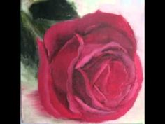 ▶ Red Rose by Sandy McTier Designs - YouTube #sandymctierdesigns
