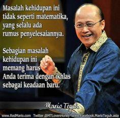 Quotes Mario teguh