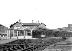 Disused Stations: Bishop Auckland East Coast Main Line, Derwent Valley, Barnard Castle, Bishop Auckland, Local History, Family History, Disused Stations, Old Train Station, North East England