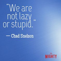 """ADHD meme: """"We are not lazy or stupid."""""""