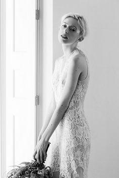 Gown by Luci DiBella Designs @lucidibelladesign  Photoshoot by Sorrento Weddings @sorrento_wedding_photography http://sorrentoweddings.com.au' model: Nicola Matear @nicolamatear