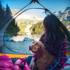 Waking up to views is my idea of a perfect wedding!  #hellobc #campingwithdogs #herpnwlife