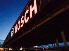 Stuttgart, Stuggi, Bosch Parkhaus