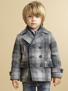 long hair preschool boys - Google Search