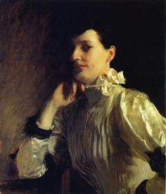 Mabel Marquand, Mrs. Henry Galbraith Ward, 1891-1893 - John Singer Sargent