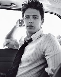 James Franco - reminds me of a modern James Dean in this picture <3