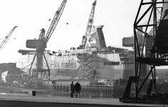 Losing Track...Building the MV Norsea at Kvaerner Govan in 1986