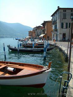 Monte Isola (Lake Iseo, Italy): Detail of Peschiera Maraglio