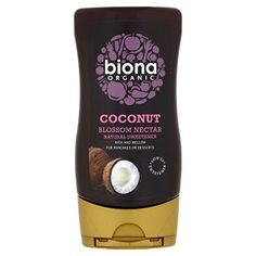 From 5.99 Biona Organic Coconut Blossom Squeezy Nectar 350 G