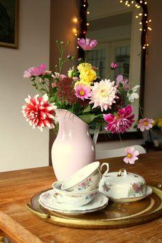 Madelief: Summer flowers