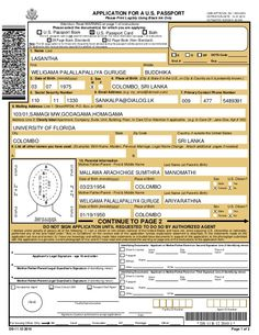 We Are A US Passport Expediting Service Authorized By The US