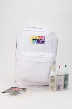 Jansport DIY Tie-Dye Backpack  $50.00