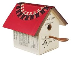 Turn an Old Book into a birdhouse: Beautiful DIY inspiration by rabea.ammar.7