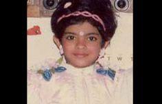 Bollywood Hot Actress Priyanka chopra Childhood Images