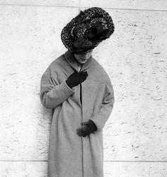 Jacques Fath, photo by Clifford Coffin, Paris, April 1948