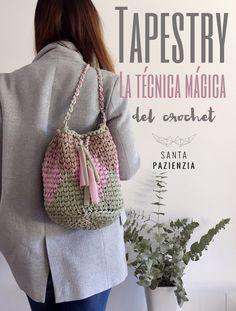 Tutorial Tapestry, La técnica mágica del crochet.