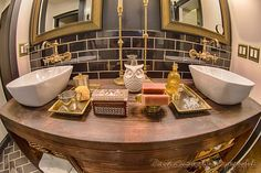 Interior Design, Home Decor, Black and White, Boho, Chic, Modern, Master Bathroom