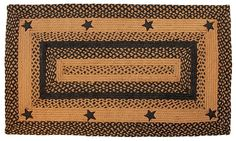 Primitive/country rug.....  http://product-images.highwire.com/1678821/2549209.jpg