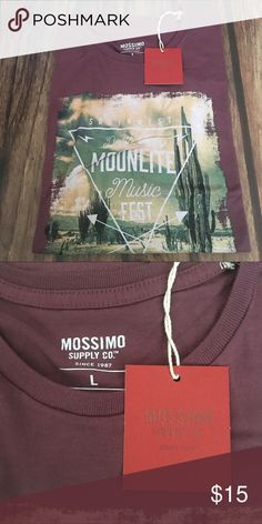 MISSIMO TEE Brand new size Large only missimo Shirts Tees - Short Sleeve