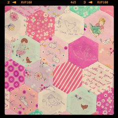 Wip going on by Aneela Hoey, via Flickr
