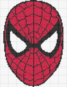 Hand Knitted Sweaters, Sweater Knitting Patterns, Knitting Charts, Loom Patterns, Beading Patterns, Crochet Patterns, Cross Stitch Charts, Cross Stitch Patterns, Spiderman Face