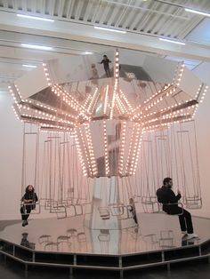 The New Museum: A playground! via A Cop of Jo | Carston Holler: Experience #ArtAroundTown