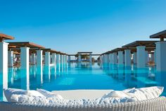 Amirandes, Olympic sized pool