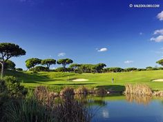The Royal Golf Course, Vale do Lobo, Algarve