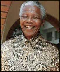 Mr Mandela what an inspiring and forgiving man you are.