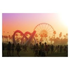 Desert Festival Photo Diary ❤ liked on Polyvore featuring home and home decor