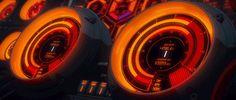 UI BAKA — cross-posting: User Interfaces of Evangelion Gui Interface, Interface Design, Ui Design, Graphic Design, Ui Animation, Head Up Display, Glitch Art, Neon Genesis Evangelion, Electronic Art