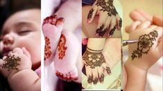 #hennaart #hennapaste Baby Mehndi Design Collection_Baby Girl Mehandi Design_Mehandib design for kids_Kids Henna Designs Mehndi Tattoo, Mehndi Art, Mehendi, Easy Mehndi, Mehandi Designs Easy, Mehndi Designs, Mehndi Patterns, Mehndi Brides, Henna Artist