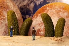 Tiny People's Big Adventures In A World Of Food by William Kass