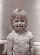 4 year old Becky Ann Barrett was sadly murdered during the Jonestown massacre on Nov. 18, 1978 at Jonestown, Guyana-which she was forced to drink poisoned kool-aid