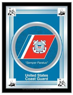 Use this Exclusive coupon code: PINFIVE to receive an additional 5% off the US Coast Guard Logo Mirror at SportsFansPlus.com