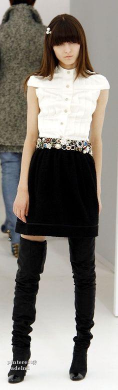 Chanel, Autumn/Winter 2006, Haute Couture