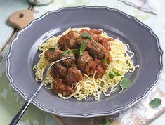 Hungarian Cake, Bologna, Spaghetti, Lunch, Beef, Ethnic Recipes, Food, Recipes, Essen