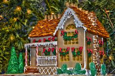Gingerbread House 1 | by copr369