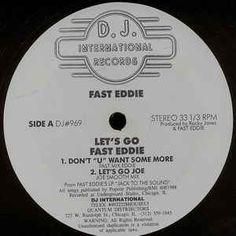 Fast Eddie* - Let's Go